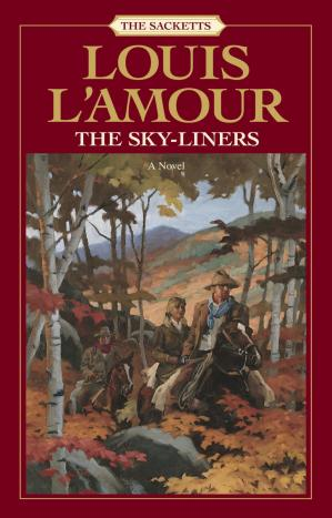 Book cover The Sky-Liners