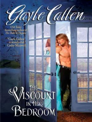Book cover The Viscount in Her Bedroom