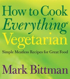 Book cover How to Cook Everything Vegetarian