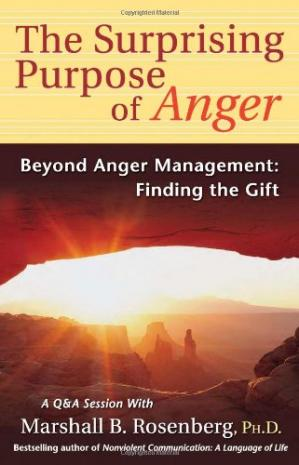 Copertina The Surprising Purpose of Anger: Beyond Anger Management: Finding the Gift (Nonviolent Communication Guides)