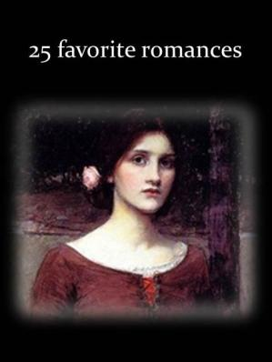 书籍封面 25 Favorite Romances