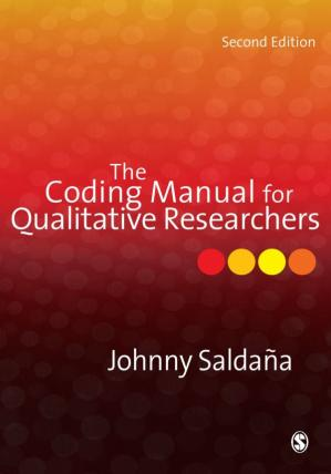 Book cover The Coding Manual for Qualitative Researchers