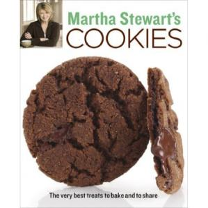 Book cover Martha Stewart's Cookies: The Very Best Treats to Bake and to Share