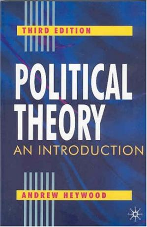 Book cover Political Theory, Third Edition: An Introduction