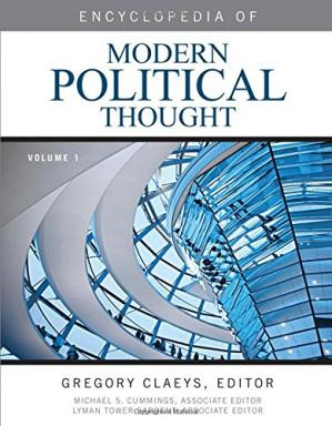 Обложка книги Encyclopedia of Modern Political Thought