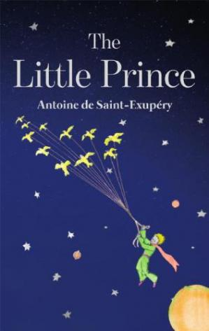 Sampul buku The Little Prince