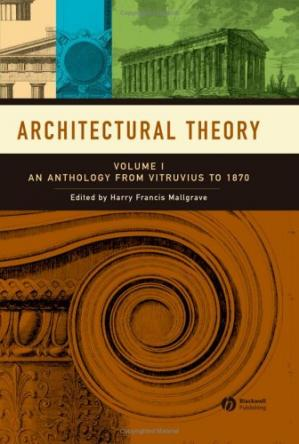 Book cover Architectural Theory