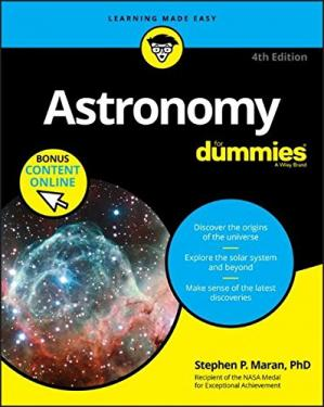 Book cover Astronomy For Dummies