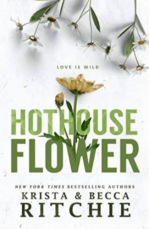 Book cover Hothouse Flower