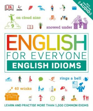 Book cover English for Everyone - English Idioms