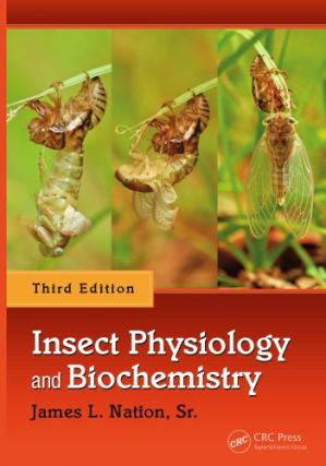 Sampul buku Insect physiology and biochemistry