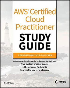 Copertina Aws Certified Cloud Practitioner Study Guide: Clf-C01 Exam