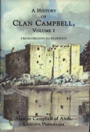 Book cover A History of Clan Campbell