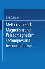 Kulit buku Methods in Rock Magnetism and Palaeomagnetism: Techniques and instrumentation