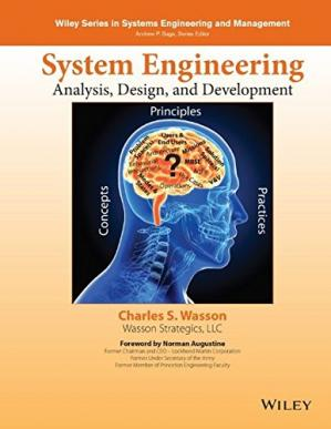 书籍封面 System Engineering Analysis, Design, and Development: Concepts, Principles, and Practices