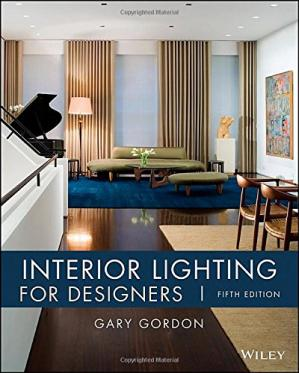 Book cover Interior Lighting for Designers