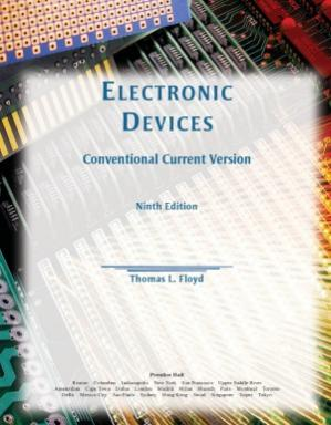 Εξώφυλλο βιβλίου Electronic Devices  Conventional Current Version