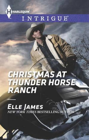 Copertina CHRISTMAS AT THUNDER HORSE RANCH