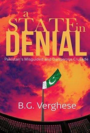 کتاب کی کور جلد State in Denial Pakistan's Misguided and Danger