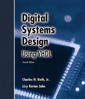 书籍封面 Digital Systems Design Using VHDL