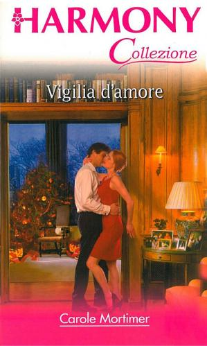 Book cover Vigilia d'amore