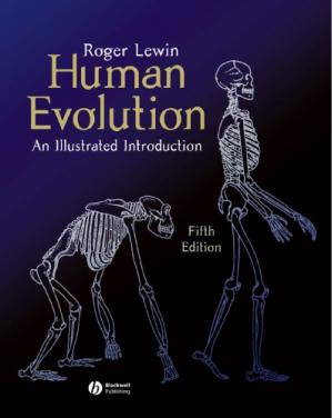 Book cover Human Evolution: An Illustrated Introduction