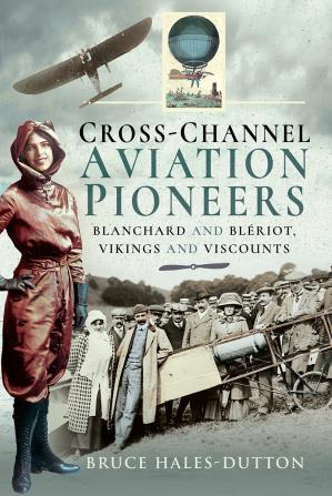 Book cover Cross-Channel Aviation Pioneers