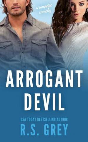 书籍封面 Arrogant Devil