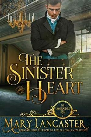Book cover The Sinister Heart