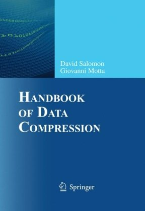 Sampul buku Handbook of Data Compression