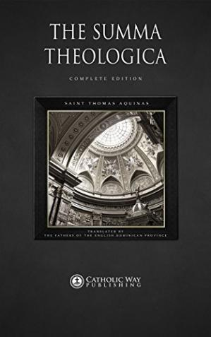 Couverture du livre The Summa Theologica: Complete Edition