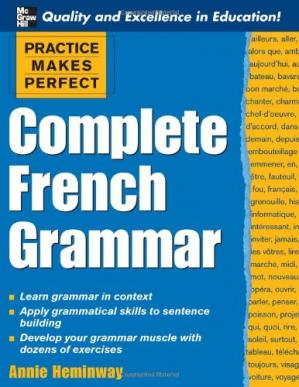 Обкладинка книги Language - Practice Makes Perfect - Complete French Grammar