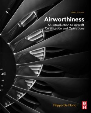 Book cover Airworthiness. An Introduction to Aircraft Certification and Operations