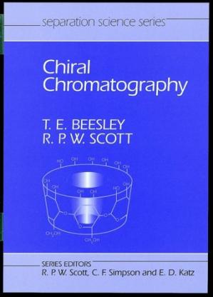 Sampul buku Chiral Chromatography