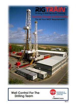 Book cover Well Control For The Drilling Team