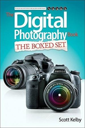 Book cover Scott Kelby's Digital Photography Boxed Set, Parts 1, 2, 3, 4, and 5: 1-5