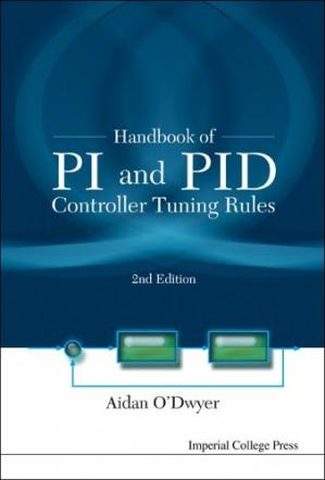 Обложка книги Handbook of Pi And Pid Controller Tuning Rules