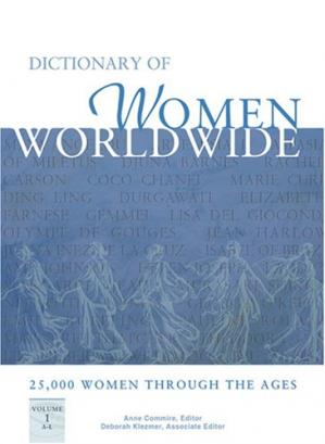 Book cover Dictionary of Women Worldwide: 25,000 Women Through the Ages