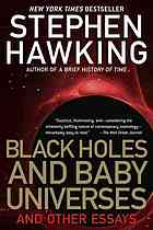 Book cover Black holes and baby universes and other essays