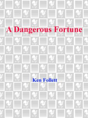 Book cover A Dangerous Fortune