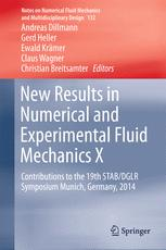 书籍封面 New Results in Numerical and Experimental Fluid Mechanics X: Contributions to the 19th STAB/DGLR Symposium Munich, Germany, 2014