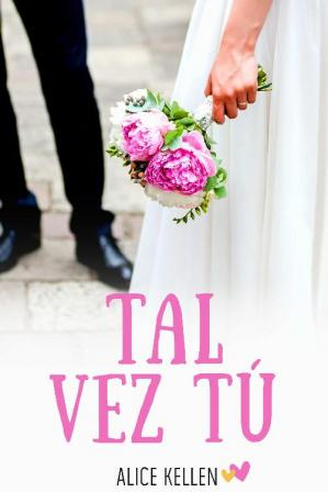 Book cover Tal vez tú