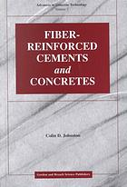 Book cover Fiber-reinforced cements and concretes