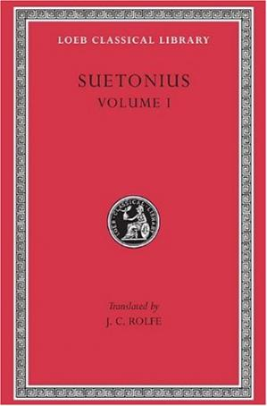 Okładka książki Suetonius: The Lives of the Caesars (Julius. Augustus. Tiberius. Gaius. Caligula)