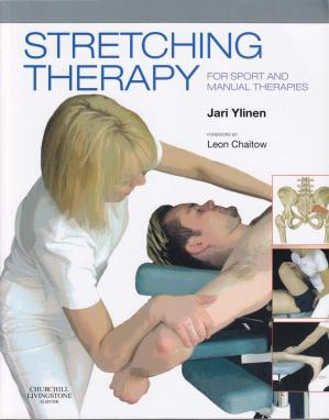 Обложка книги Stretching Therapy: For Sport and Manual Therapies