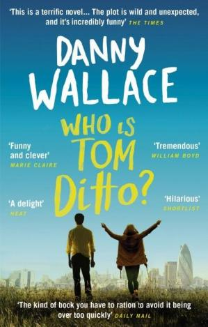 Book cover Who is Tom Ditto?