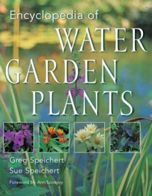 Sampul buku Encyclopedia of Water Garden Plants