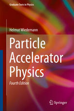 Book cover Particle Accelerator Physics