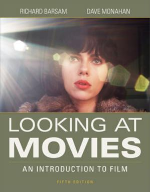 Book cover Looking at Movies: An Introduction to Film