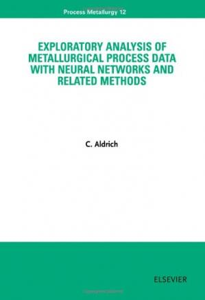 Sampul buku Exploratory analysis of Metallurgical process data with neural networks and related methods